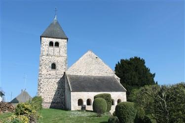 Eglise St-Martin à Treuzy