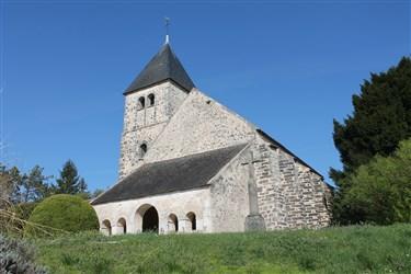 Eglise St-Martin à Treuzy-Levelay