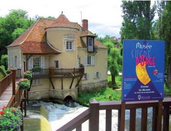 Musée du Sucre d'Orge à Moret-sur-Loing