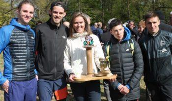 L'équipe de Veneux-Les Sablons remporte le Challenge du Loup 2019 à Montigny.