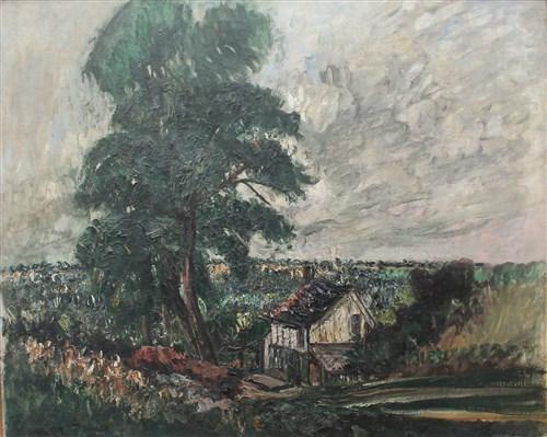 Antony Damien, Château-Renard