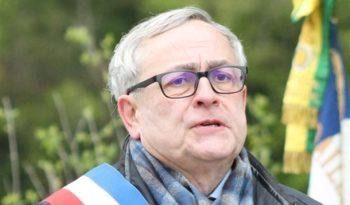 F. Deysson, nouveau Président de l'AMR77.
