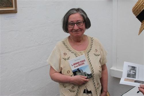 Marie Riquelme, La Mémoire Perdue de nos Maisons