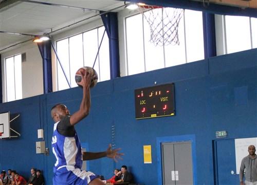 Basket-ball : les seniors de Moret s'incline à Combs-la-Ville.