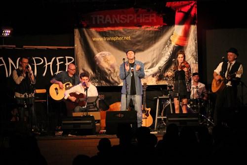 Gros succès du groupe Transpher à Veneux-Les Sablons.