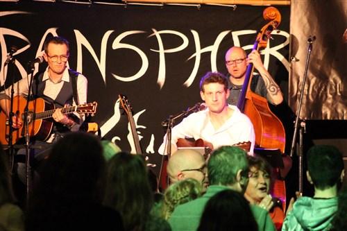 Concert acoustique du groupe Transpher à Veneux-Les Sablons