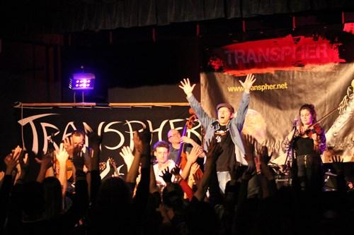 Le groupe Transpher a enflammé Veneux-Les Sablons.
