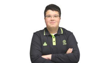 Julien Fossay, OTM Championnat de France à 15 ans.