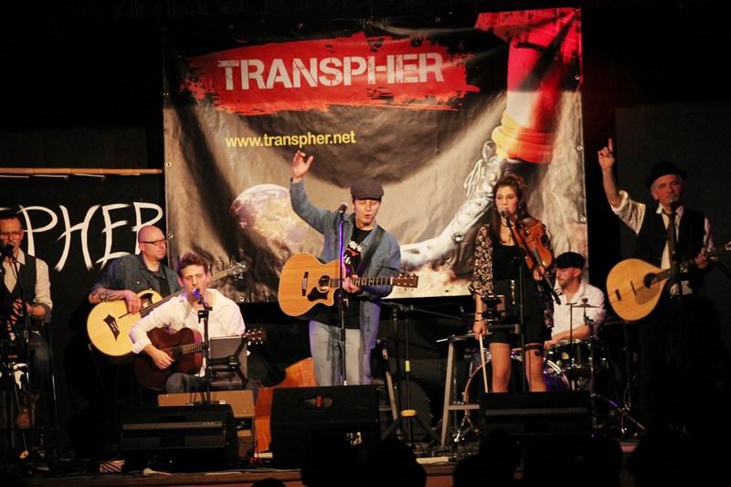 Le groupe Transpher à Veneux-Les Sablons