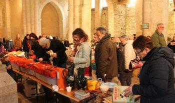 Le Bric à Brac de Moret et la magie du prieuré de Pont-Loup